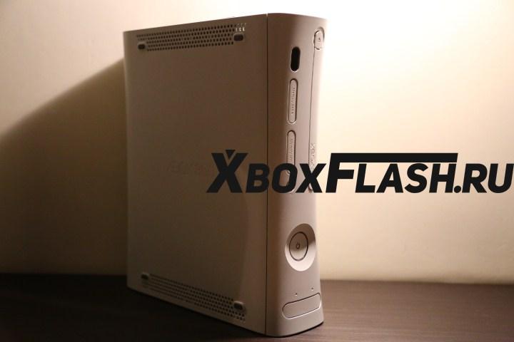 Прошить Xbox 360 в москве