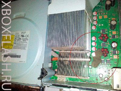 Ремонт привода xbox 360 привод не читает диски