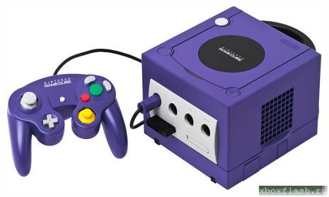 Чиповка nintendo Game Cube