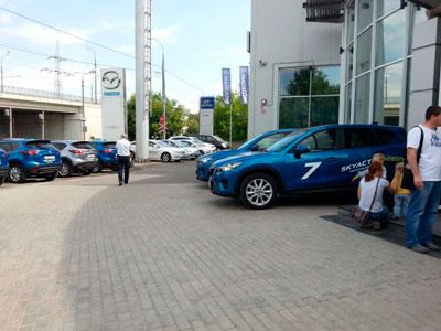 Mazda cx5 новое совершенство это только начало