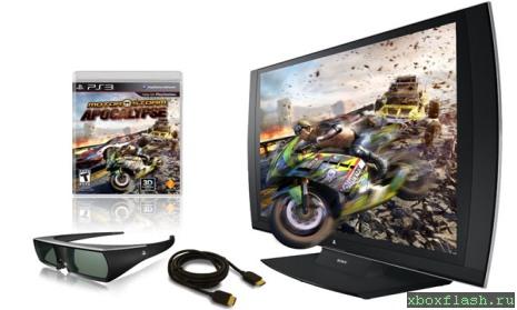 PlayStation 3d дисплей в продаже