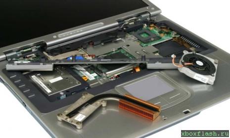 Ремонт ноутбука в профессиональном СЦ