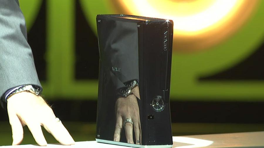 Купить прошитый Xbox 360 Slim