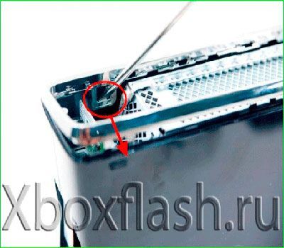 Как разобрать xbox 360 Slim.