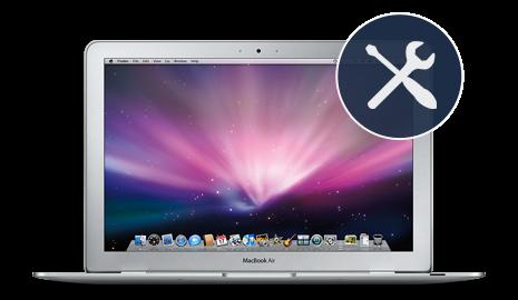 ремонт ноутбука apple macbook в москве