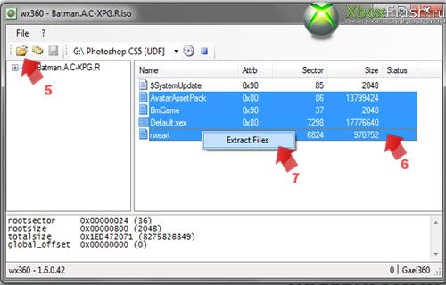 Запуск игры с usb флешки на xbox 360