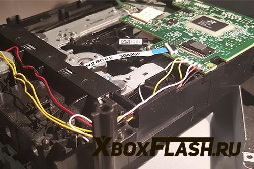 remont privoda xbox 360