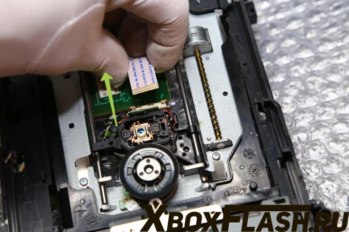 Zamena lazera xbox 360 - 010