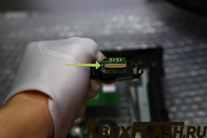 Zamena lazera xbox 360 - 013