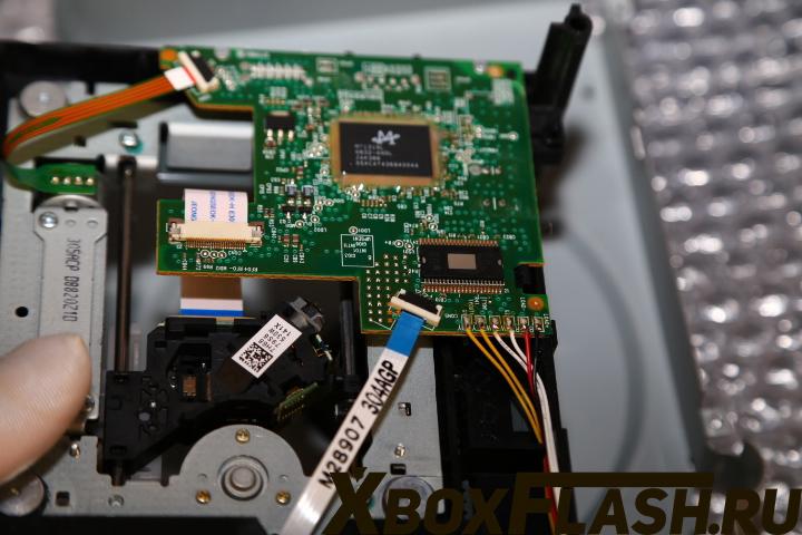 Zamena lazera xbox 360 - 04