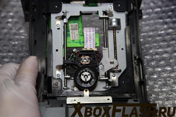 Zamena lazera xbox 360 - 06