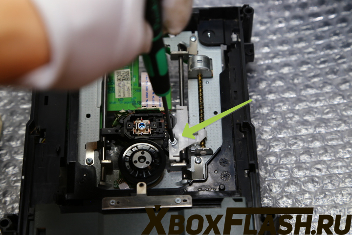 Zamena lazera xbox 360 - 07