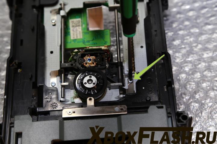 Zamena lazera xbox 360 - 09