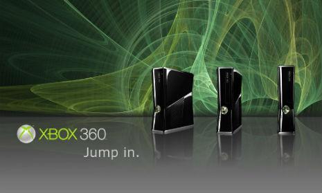 Прошивка Xbox 360 E Slim