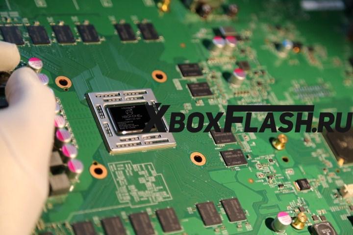 Ремонт Xbox One в москве