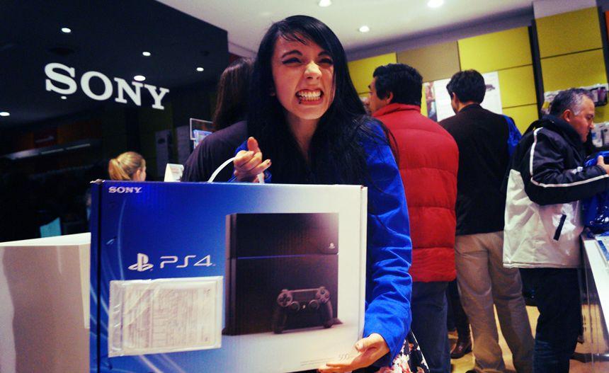 Игровых приставок PlayStation 4 продано 5,3 миллиона