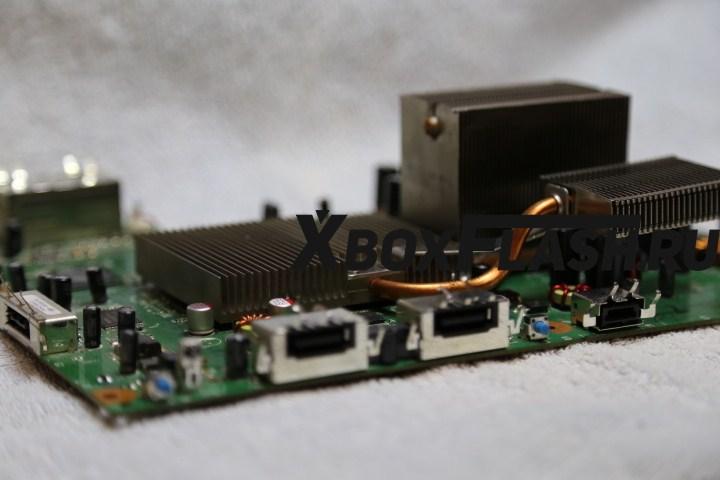 Замена термопасты Xbox 360. Инструкция